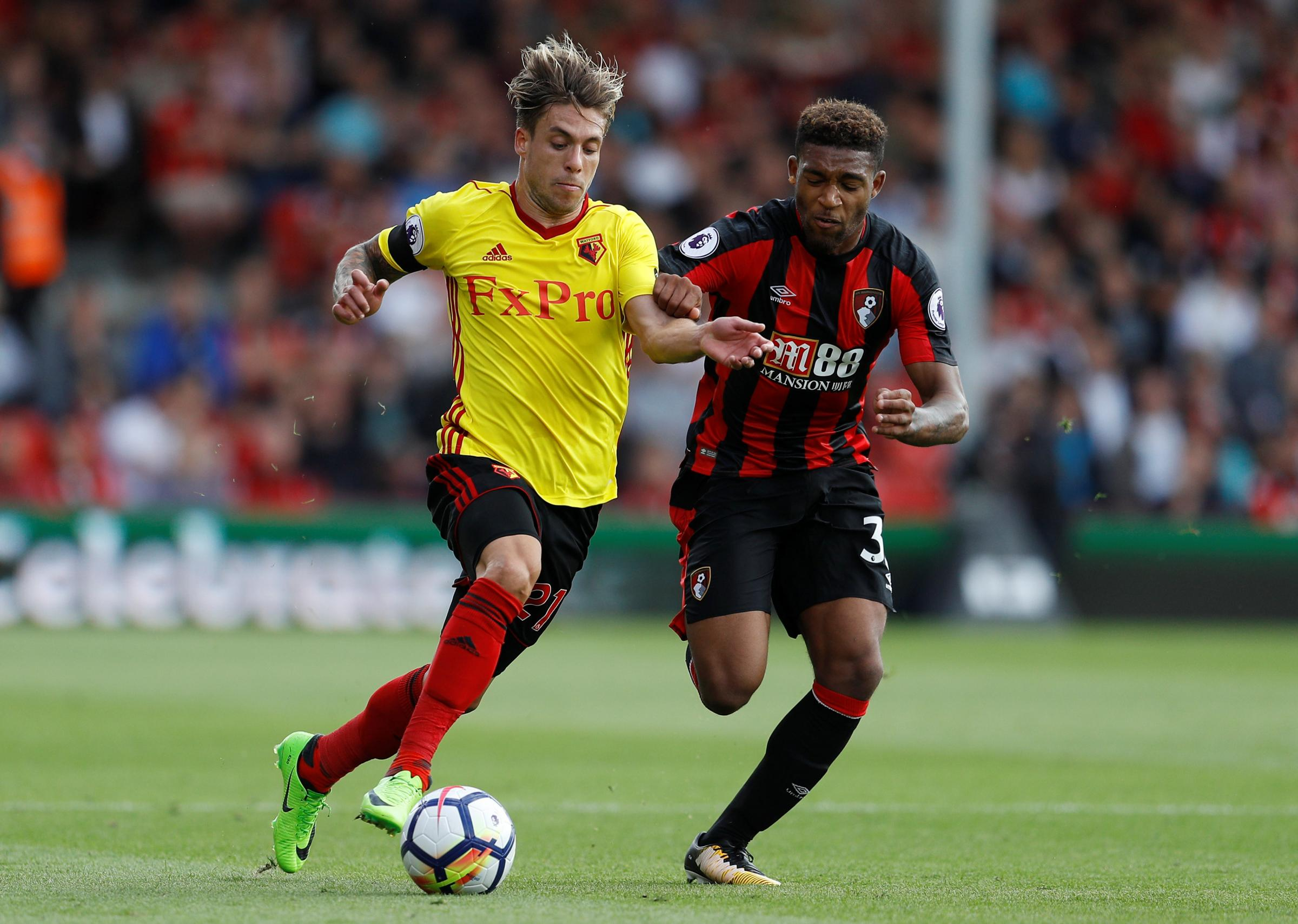 Watford enjoy hitting dizzy heights with win over Southampton