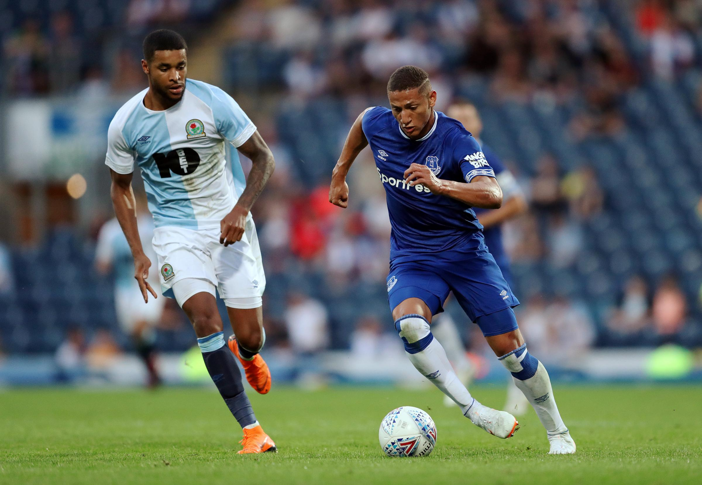 Richarlison fee above market value, Everton director of football admits