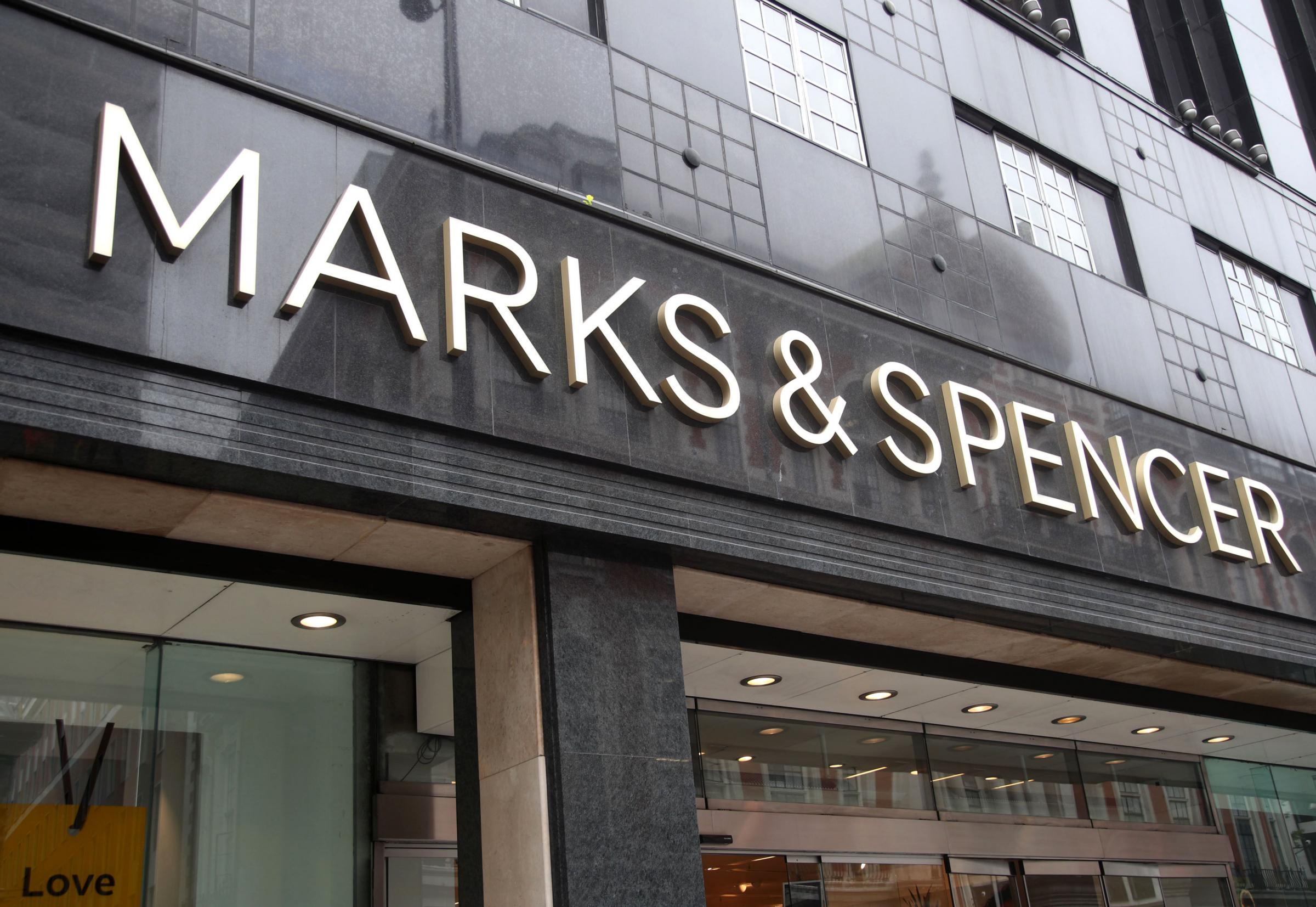 M&S announces store closures with hundreds of jobs at risk
